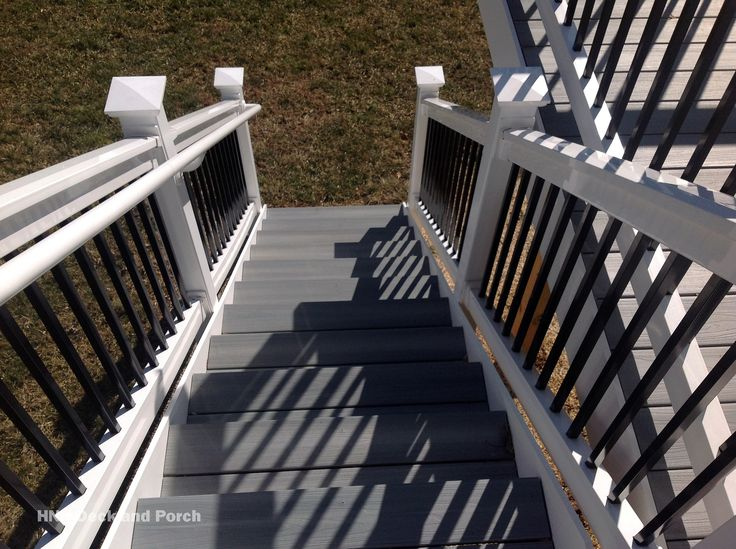 Best 35 Best Images About Hnh Deck Steps Staircases On Pinterest 400 x 300