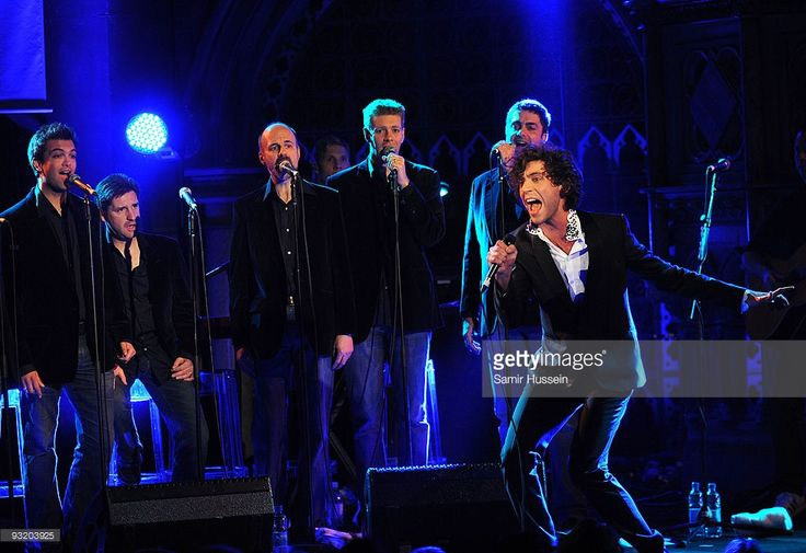 Mika & the King's Singers 2009