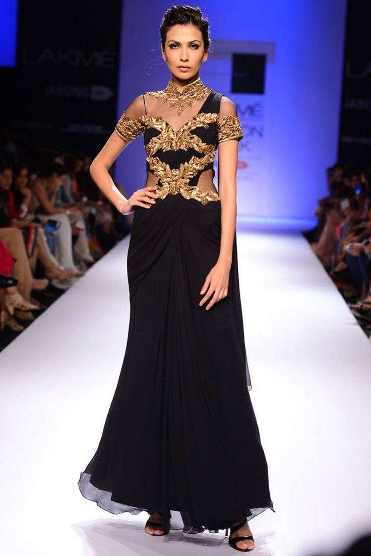 Sonaakshi Raaj At Lakme Fashion Week Fashion Pinterest Fashion Weeks Shops And Ux Ui