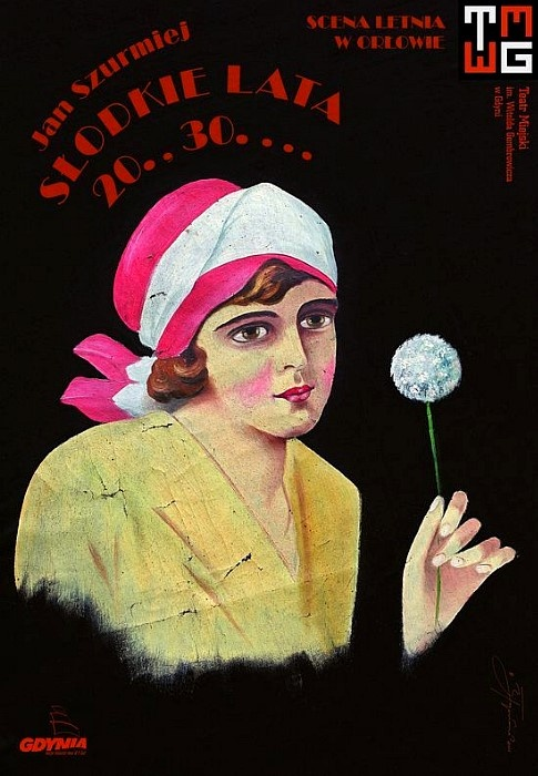 Sweet 20's.. 30's.., Polish Theater Poster