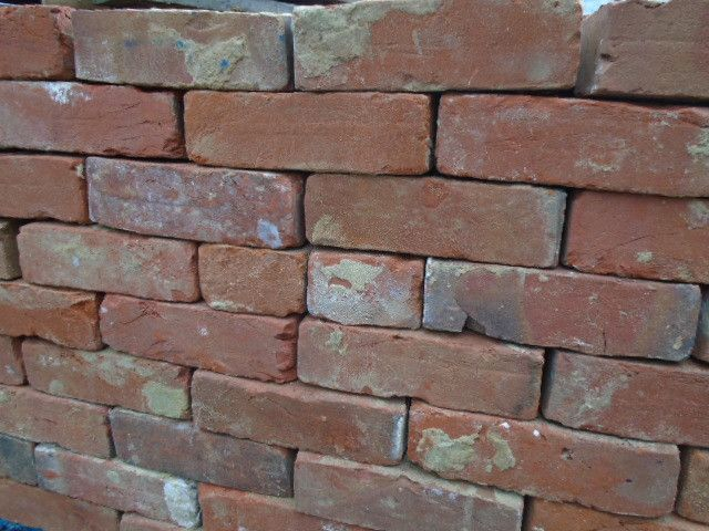 Reclaimed Kent Red Facing Bricks For Sale On Salvoweb From Dds Demolition Bricks For Sale Architectural Salvage Antique Brick