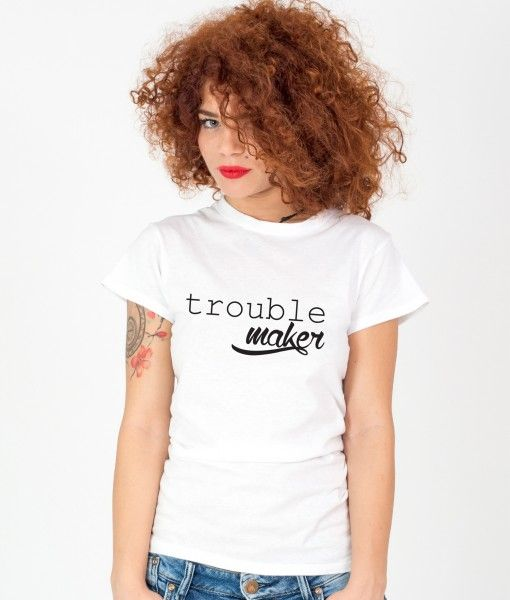 Tricou-dama-Trouble-maker-(4)