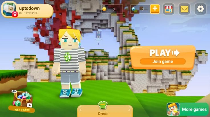 descargar minecraft para android uptodown