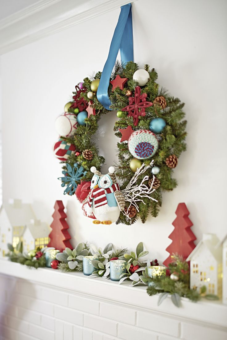 12 Unusual Christmas Wreaths To Brighten Your Day