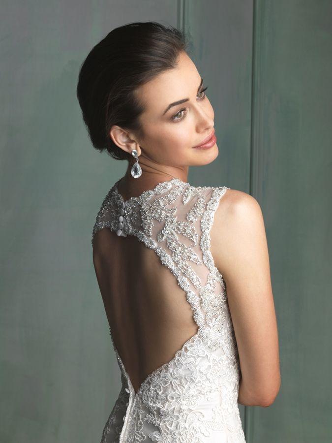 97 best Allure Bridal Dresses images on Pinterest | Bridal boutique ...