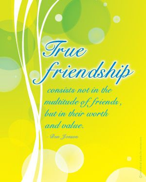 Friendship quotes List of top 10 best friendship quotes 1