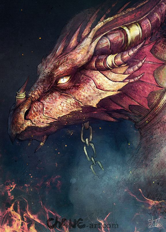 Appearance: The Red Dragon