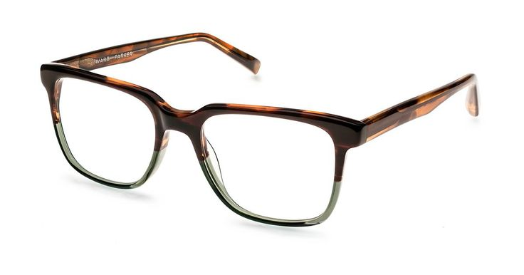 Get the job done in assertive, bold frames with a square shape and a strong bridge.