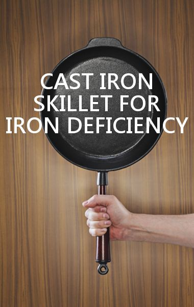 Dr Oz shared ways to overcome an iron deficiency. They include using a cast iron skillet when cooking pasta sauce! http://www.drozfans.com/dr-oz-food/dr-oz-signs-iron-deficiency-cast-iron-skillet-health-benefits/