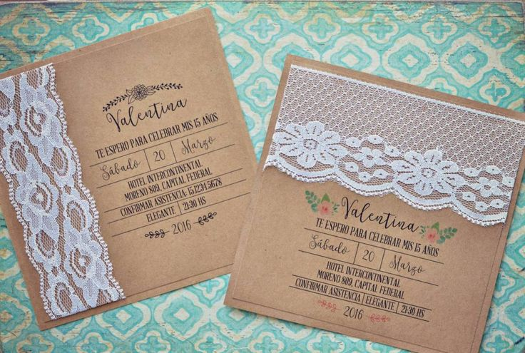 Overnight Wedding Invitations: Best 25+ Invitacion Xv Años Ideas On Pinterest