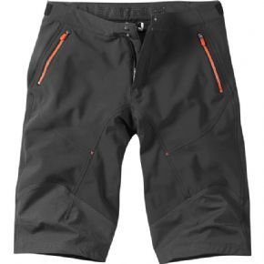 Madison Addict Softshell Shorts The cold weather short! Waterproof softshell fabric combined with durable knee panelling makes this the perfect trail short for serious cold weather riding 2-way mesh backed zippers running up the len http://www.MightGet.com/april-2017-1/madison-addict-softshell-shorts.asp