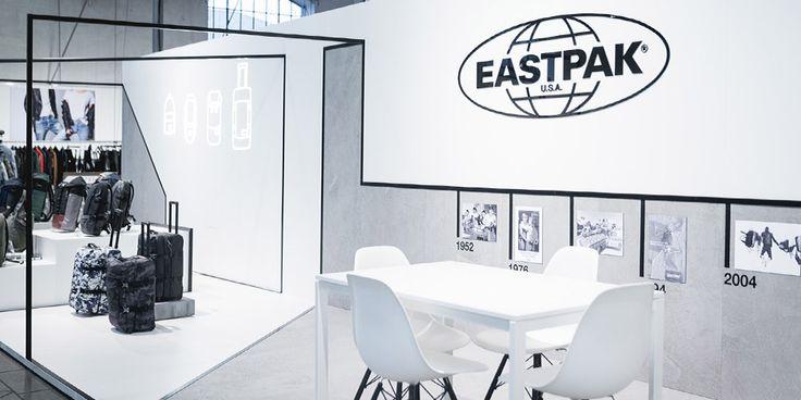 Nach dreijähriger Pause erlebte die Zusammenarbeit von Jazzunique und EASTPAK ihr Sequel auf der dänischen Fashion Trade Show Revolver.
