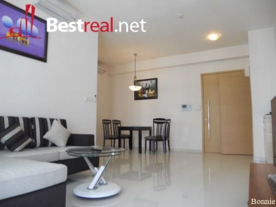 Apartment for rent in The Vista - AP-2940, district 2, 101 sqm, 2 bedrooms, 2 wcs, fully furnished.