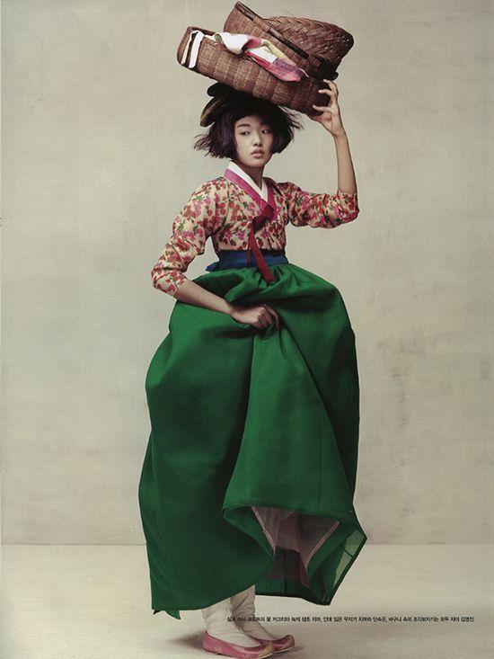 Choi Ara, Vogue Korea