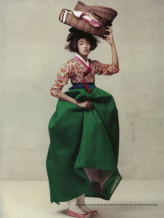 Choi Ara, Vogue Korea