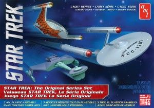 Thanks for the update about the Star Trek model kits. I have long been waiting for the release of the kits and I am a bit anxious that you are still talking it through. I still hope it would be a go, though. I will be first in line if that happens!    #StarTrekmodel