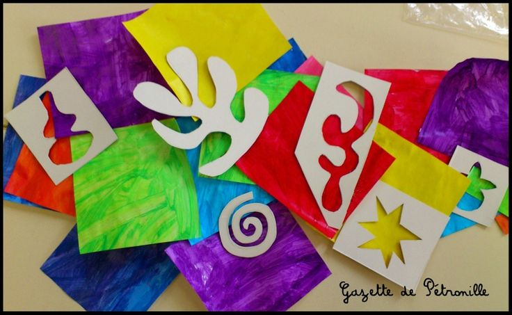Matisse templates as starters!