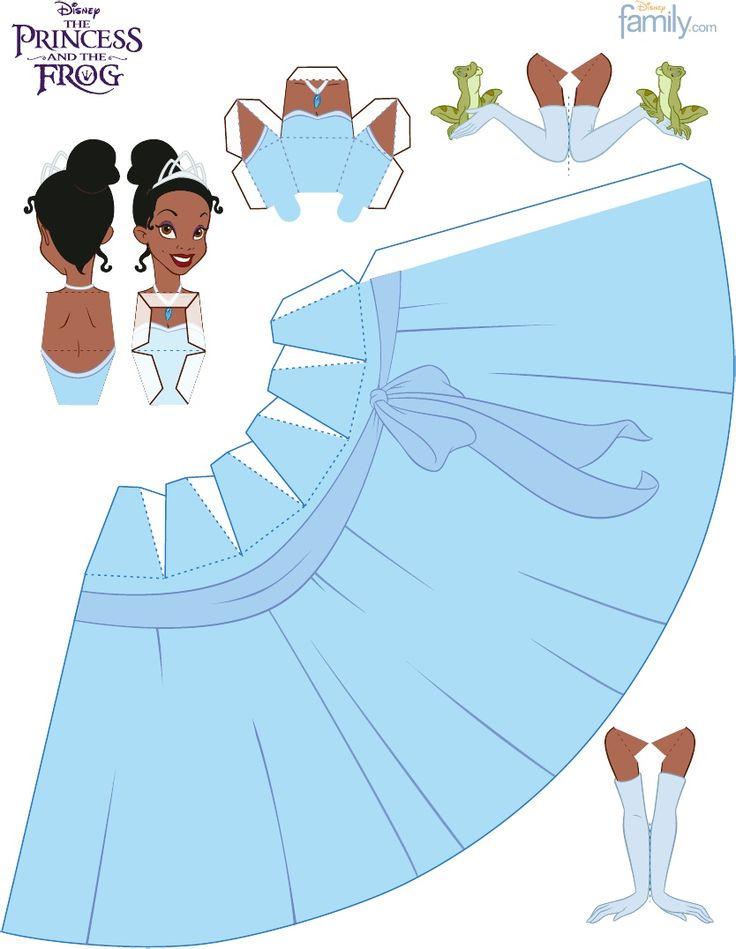 princesa 3d
