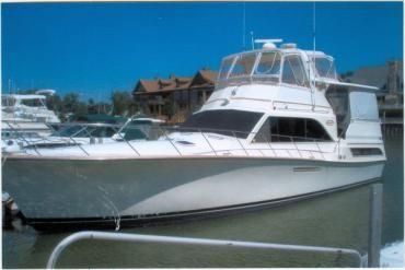 46 Ocean Yacht