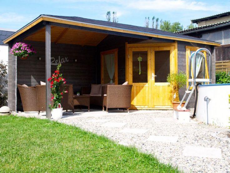 5-Eck Gartenhaus Olpe-28 - A-Z Gartenhaus-GmbH