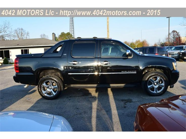 2011 CHEVROLET AVALANCHE for sale at 40 42 Motors