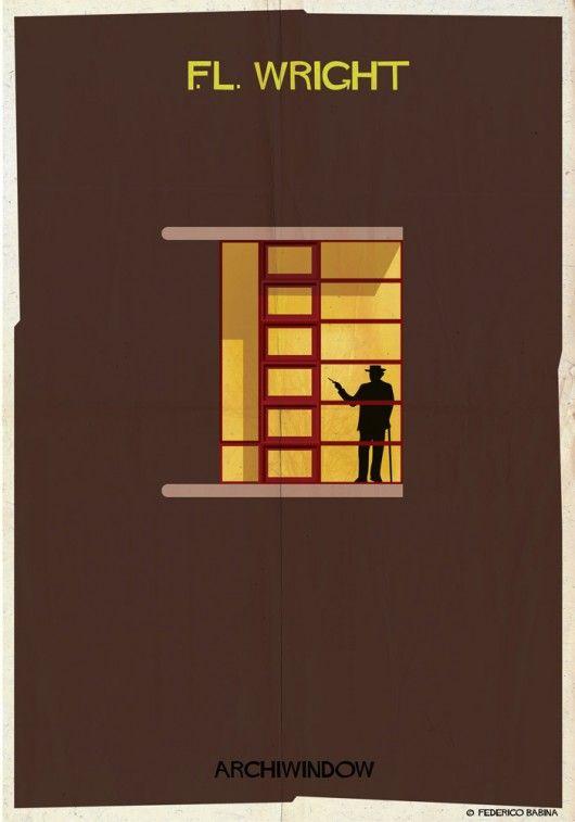 "Archiwindow: A Glimpse Through ""The Eyes of Architecture"" © Federico Babina"
