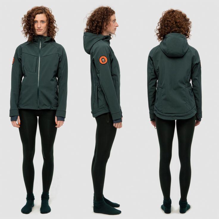 Gorilla Jacket - PINE GREEN - 2014 - Blind Chic.