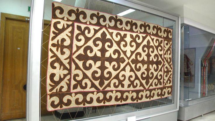 Войлоковаляние в Музее Кастеева