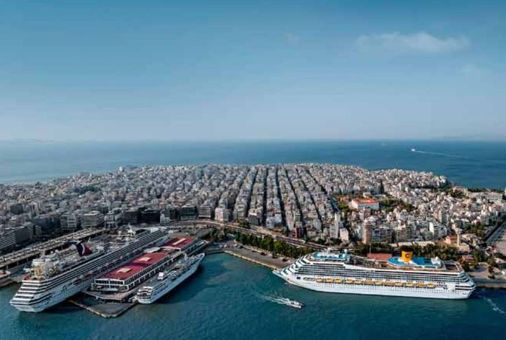 Piraeus Includes Hotels, Shopping Malls in €294m Expansion Plans.