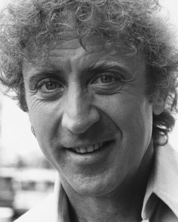 Gene Wilder. No voice can compare to the hysterical yelling and screaming of the great Gene Wilder.