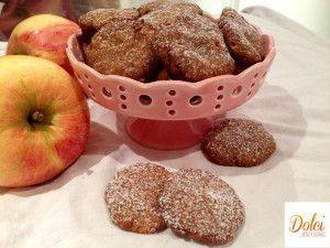 Biscotti con grano saraceno e mele