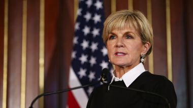 Foreign Affairs Minister Julie Bishop says China needs to do more to persuade North Korea to halt its nuclear program.