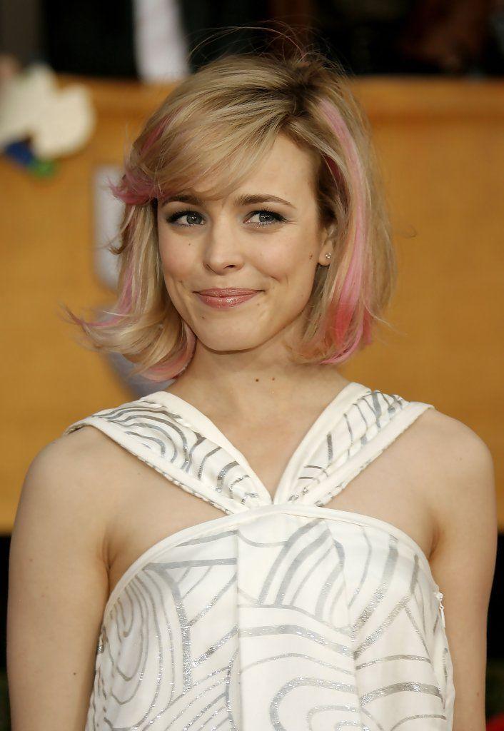 January 2007 Baby Pink Rachel Mcadams Hollywood Actresses And Scarlett Johansson