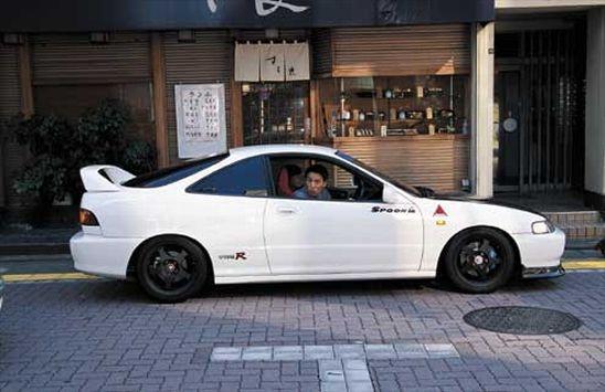 Spoon Sports Honda Integra Type R