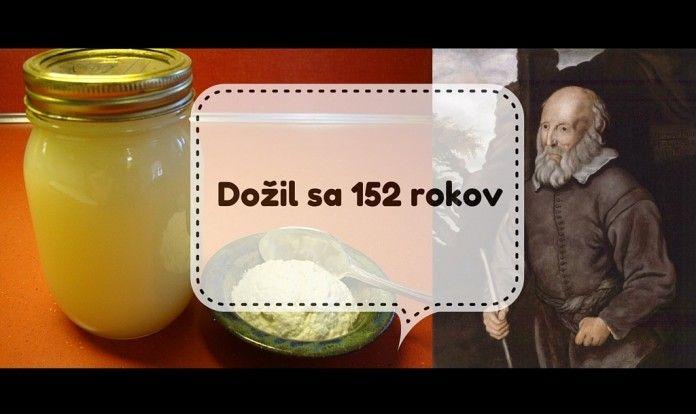 Pil to každý deň a dožil sa 152 rokov! - RESSO