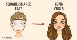 Επιλέξετε το καλύτερο χτένιισμα για να ταιριάζει με το πρόσωπό σας