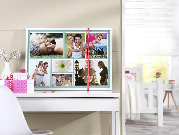 Perfect Kindheit einfach festhalten http cewe fotobuch at produkte wanddekoration diy wanddeko kids baby DIY Wanddeko Pinterest