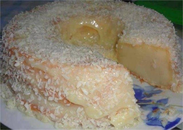 """Mira como preparar un """" Pastel Atrapa Marido """" Este rico pastel, tiene una fácil preparación que podrás hacer para degus..."""