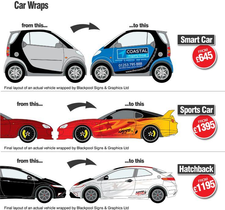 Vehicle Wrapping | Van Wraps | Car Wraps | Bus Wraps