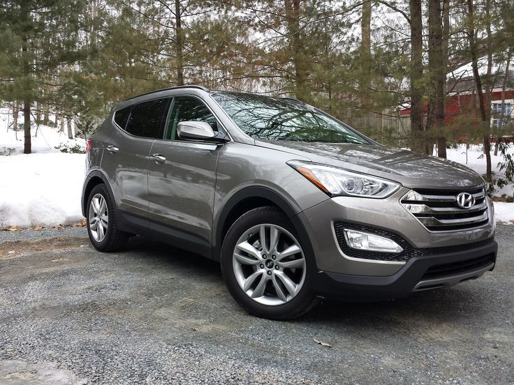2015 Hyundai Santa Fe Sport checks every box but one