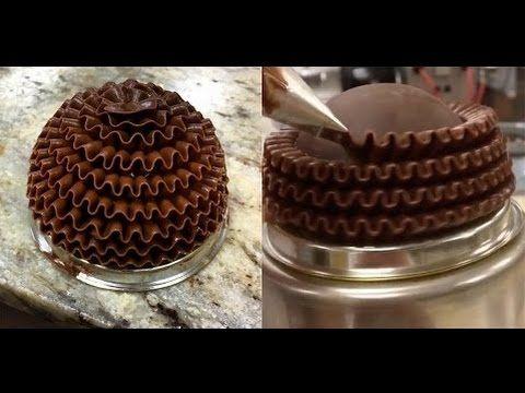 Dünyanın En Rahatlatıcı Kek ve Pasta Videoları - YouTube