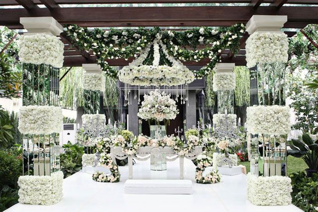fotos jardins modernos:Wedding Ceremony Aisle Decoration Ideas