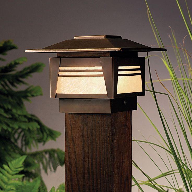 12 Volt Led Deck Post Lights