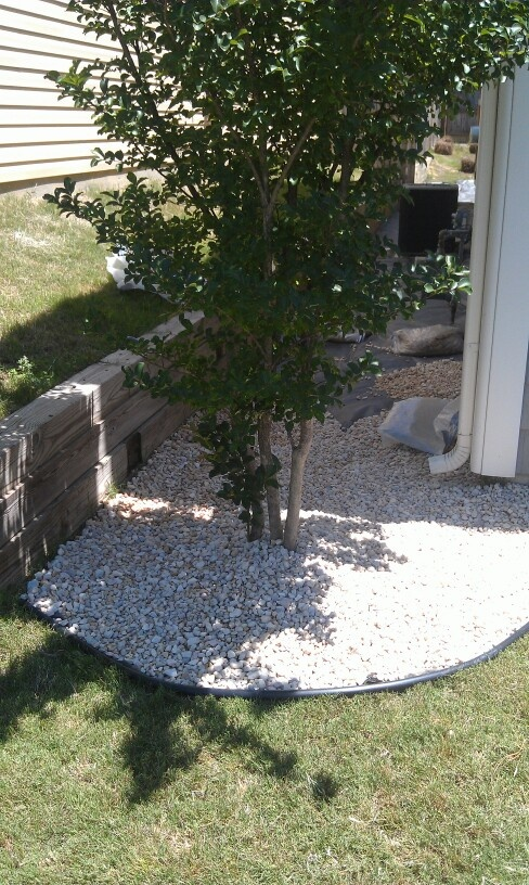 51 best images about french drain on pinterest french for Yard drainage system ideas