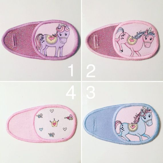Eyepatch for girl with fairy unicorns. Occluder от MalinkaArt
