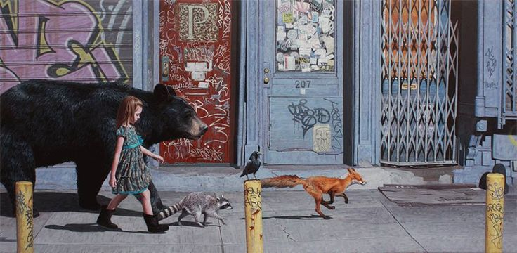 Amazing Hyperrealistic Paintings by Kevin Peterson