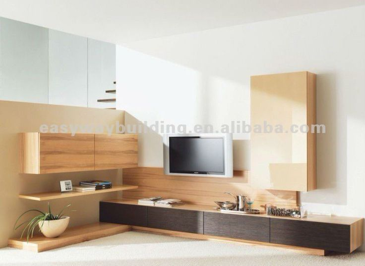 High quality wooden cabinet designs for tv room buy for Lcd cabinet designs for living room