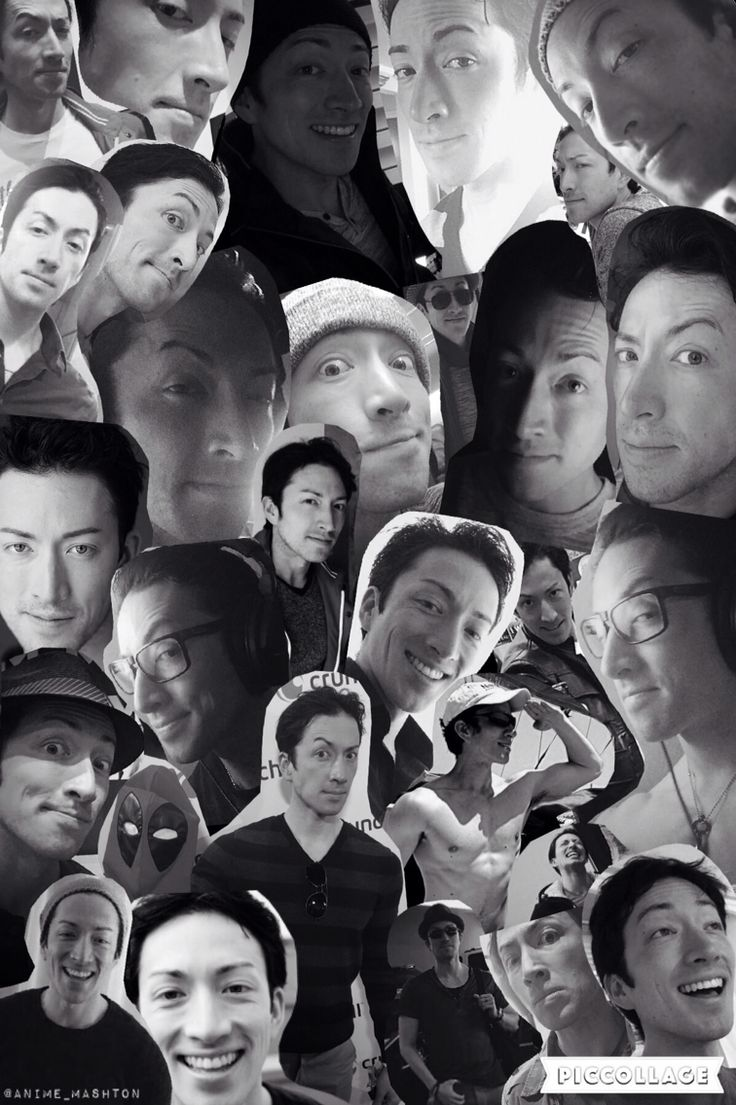 Todd Haberkorn~~~This collage took me FOREVER to finish, but i'm pretty happy with the result.