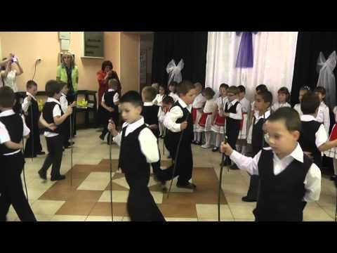 (84) Katica csoport 2013 06 07 I. rész Évzáró ballagás - YouTube