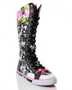 17 Best ideas about Knee High Sneakers on Pinterest | Knee high ...
